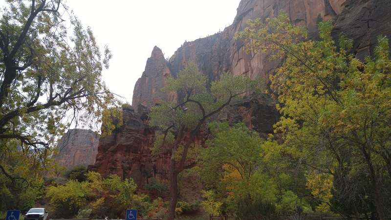 Zion Nationalpark...