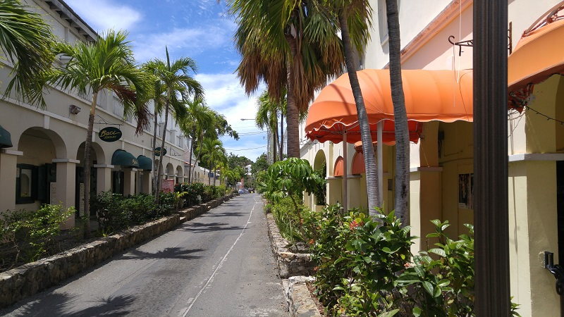 Christiansted...