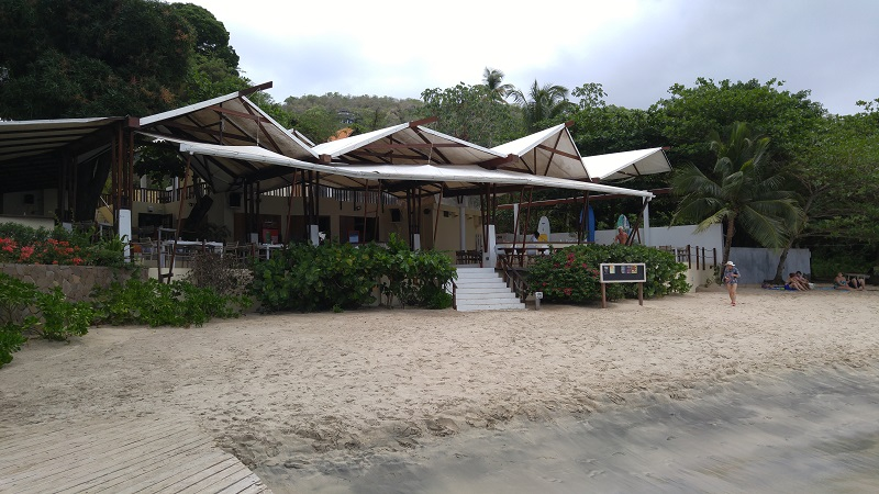 Jacks's Bar am Princess Maraget Beach.