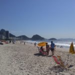 Copacabana nach links...
