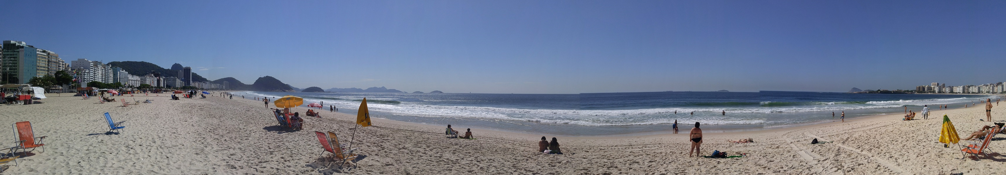 Copacabana Panorama.